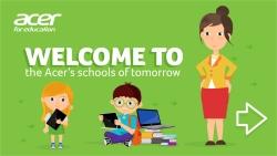 Acer for Education obnovuje program Innovative School 2020