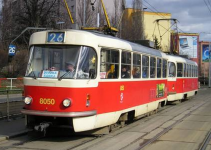 Na Barrandov jela tramvaj, která do této lokality nemůže jezdit