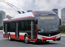 Nové trolejbusy ze Škody Electric pro Opavu